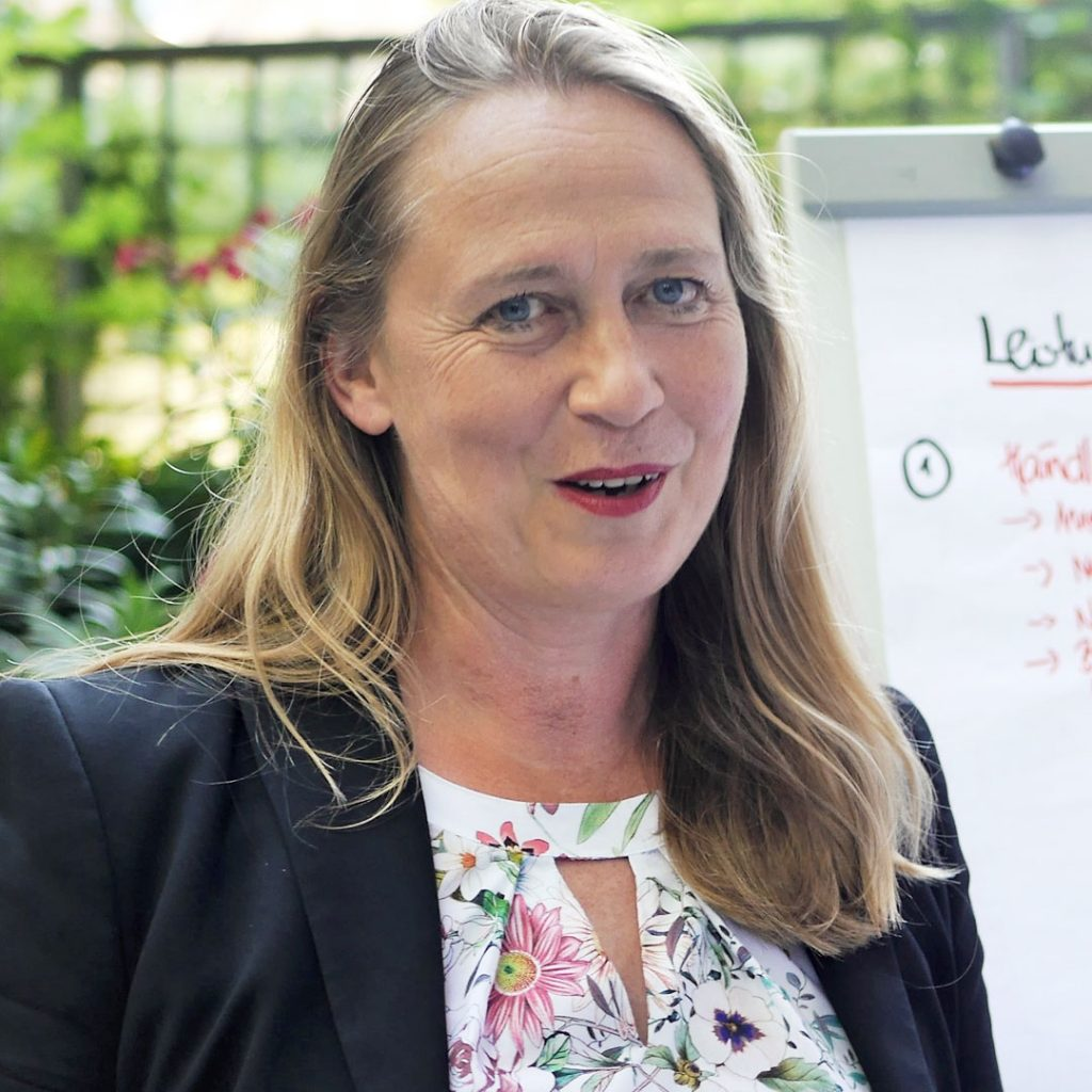 Die Facilitatoren im Portrait: Eva-Maria Danzer – Co-Creator, Facilitator, Enabler, Executive Coach